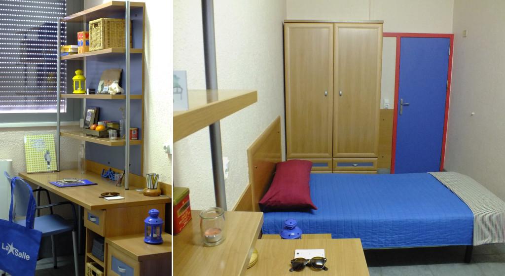Composición de las habitaciones